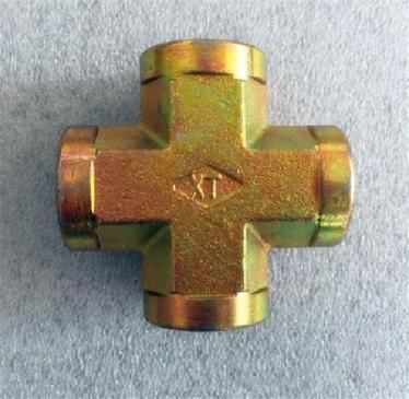 液压对焊管接头