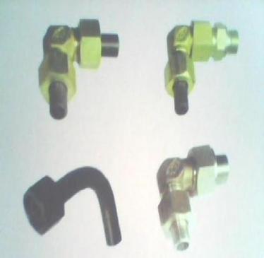 z型液压管接头